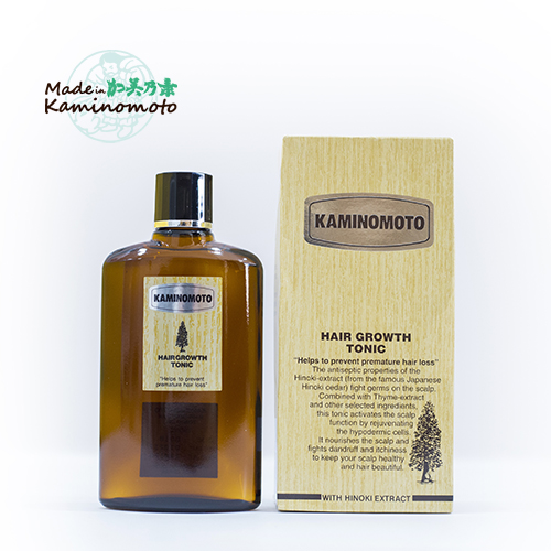 Kaminomoto Hair Growth Tonic 150ml
