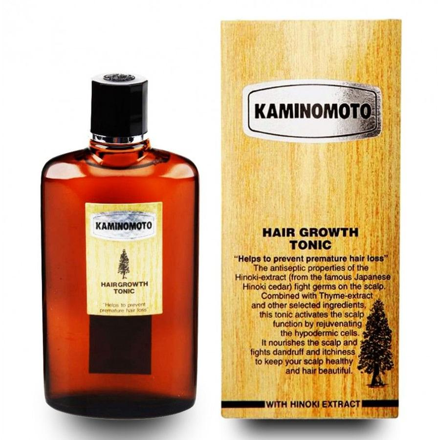 Kaminomoto Hair Growth Tonic